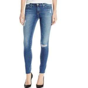 AG THE LEGGING ANKLE SUPER SKINNY Ankle Jean 27